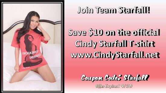 CindyStarfall_TShirtPromo_Sept