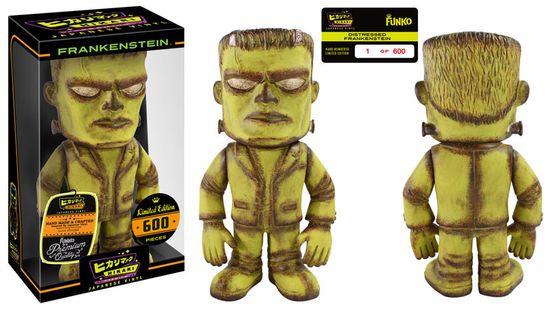 Entertainment Earth Reveals Exclusive Frankenstein Distressed Hikari Sofubi Vinyl Figure