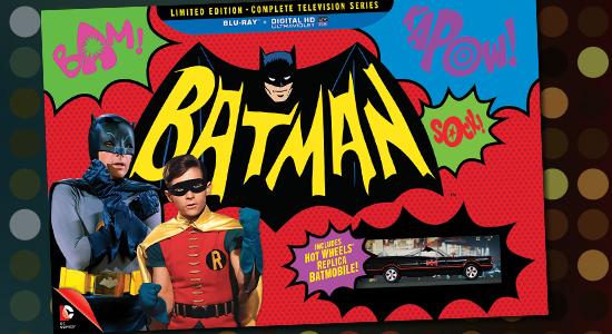 Batman Blu-Ray Television Box Set 01