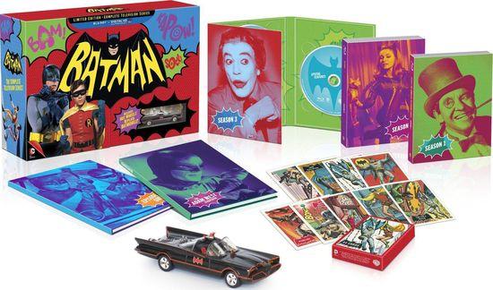 Batman Blu-Ray Television Box Set 02