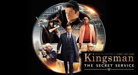 Kingsman The Secret Service Trailer