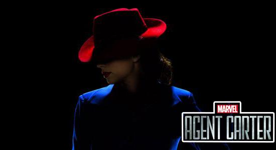 Marvel Agent Carter Poster Promo