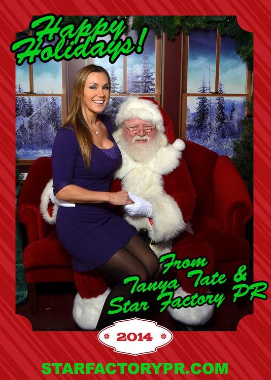 2014-Tanya-Tate-Christmas-Santa-Star-Factory-PR