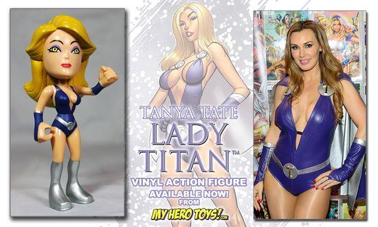 Lady Titan Square Promo Image trio