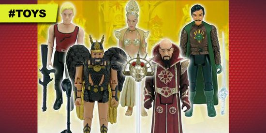 Entertainment-Earth-Exclusive-Bif-Bang-Pow-Flash-Gordon-Action-Figure-set