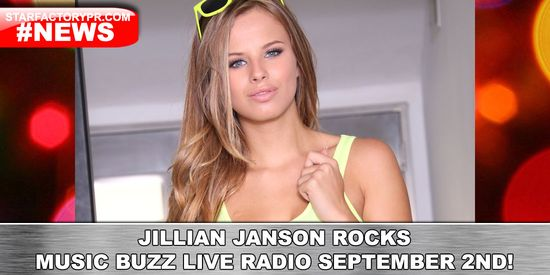 Jillian-Janson-08202015-MusicBuzzLiveRadio