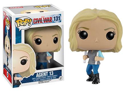 FUNKO-POP-Marvel-Civil-War-Agent-13