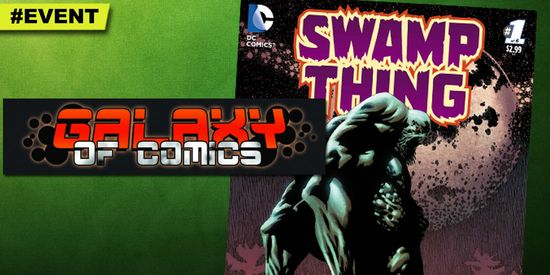 Len-Wein-Galaxy-Of-Comics-Swamp-Thing-DC-Comics-Event-01