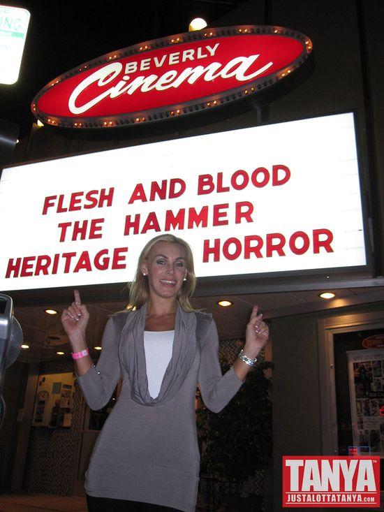 Tanya-Tate-Flesh-And-Blood-Screening-Hammer-Horror