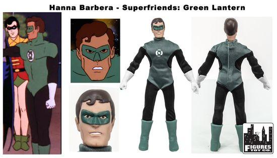 FTC Super Friends Green Lantern