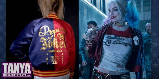 Harley-Quinn-Suicide-Squad-Cosplay-Jacket-Official-Margot-Robbie-Bioworld-JLT