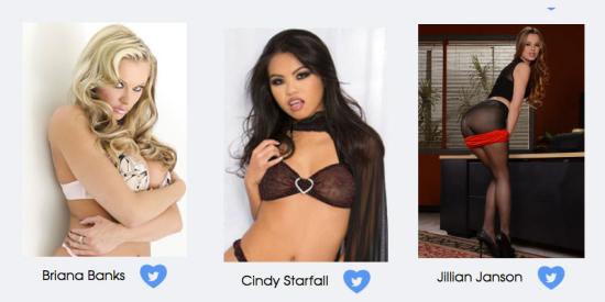 Vote-AVNAwards-SocialMediaStar-CindyStarfall-BrianaBanks-JillianJanson