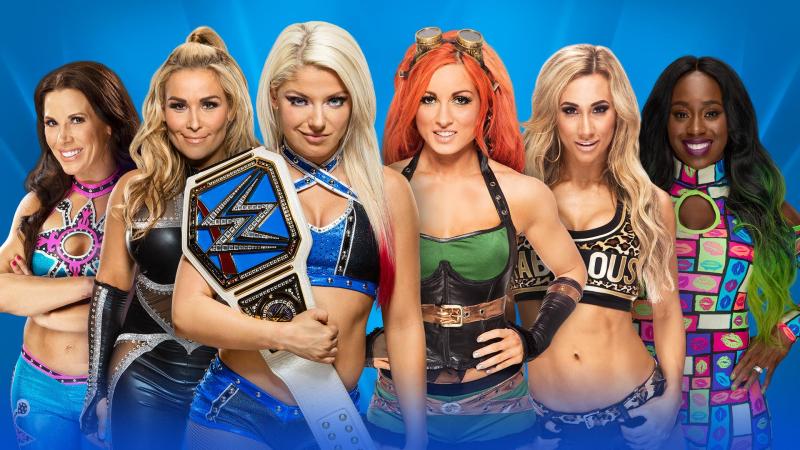 WWE-Wrestlemania-2017-SmackDown-Womens-Championship-Match