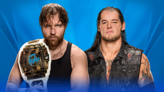 WWE-Wrestlemania-2017-Intercontinental-Champion-DeanAmbrose-vs-BaronCorbin