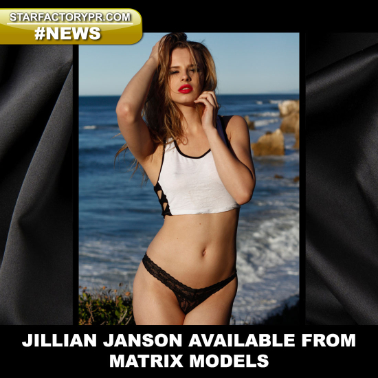 JillianJanson-2017-0412-MatrixModels