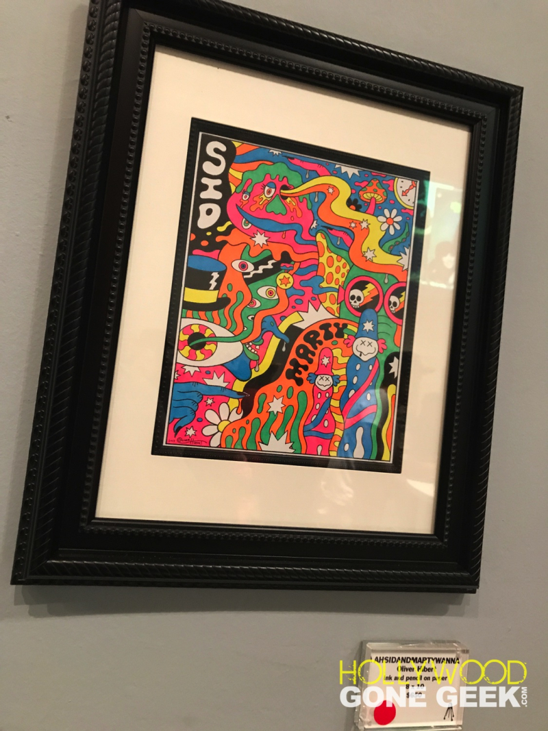 LaLaLand-Gallery-SidAndMarty-Krofft-ArtShow-Tribute-Hollywood-HRPufnStuf-17