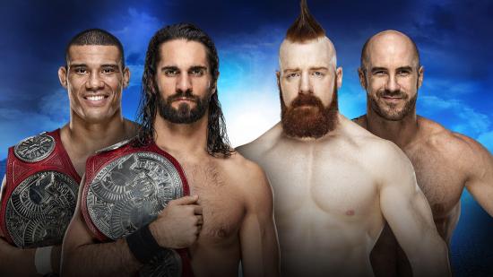 WWE-2018-RoyalRumble-SethRollins-JasonJordan-vs-Cesaro-Sheamus-RawTagTeamChampionship