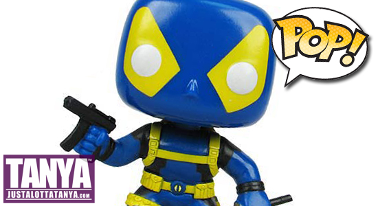 FUNKO POP Deadpool X-men Marvel Figure