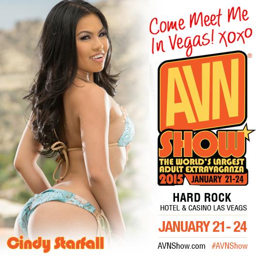 Cindy Starfall AVN AEE 2015