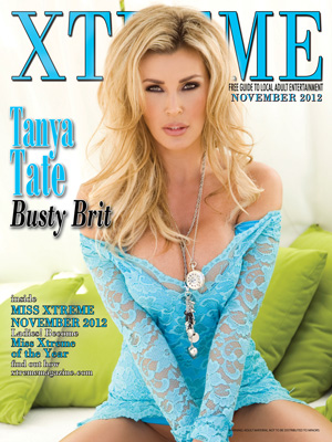 Tanya Tate Xtreme Magazine