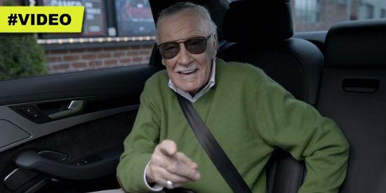 Stan-Lee-Cameo-School-Audi-Video