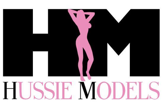Hussie Models LOGO