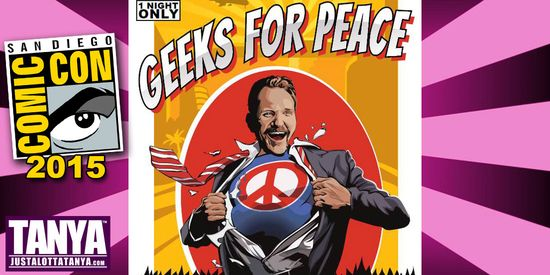 SDCC-2015-Geeks-For-Peace-Party-JLT