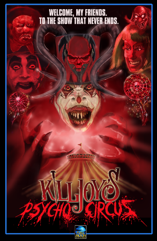 Full-Moon-Features-IndieGoGo-KillJoys-Psycho-Circus