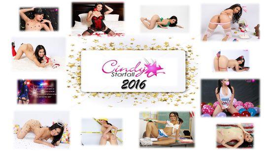 Cindy Starfall 2016 Calendar Cover
