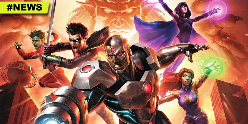 Justice-League-vs-Teen-Titans-News