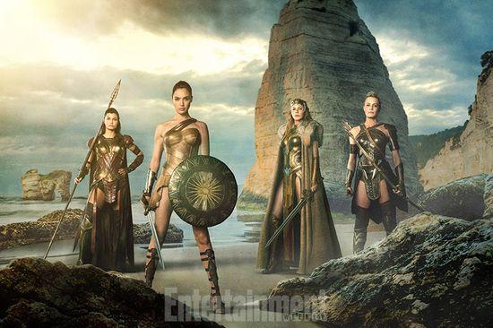 Wonder-Woman-Gal-gadot-menalippe-diana-hippolyta-antiope