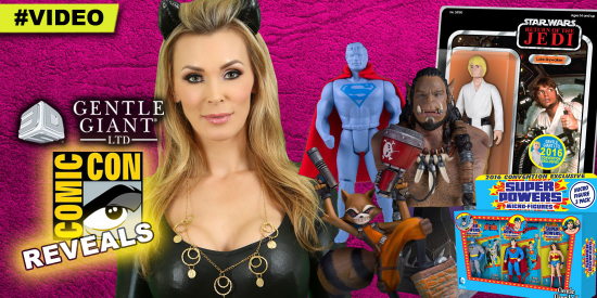 Tanya-Tate-Gentle-Giant-SDCC-Exclusives-Video-