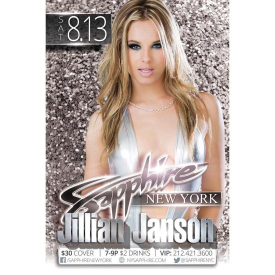2016-Jillian-Janson-Sapphire-NYC