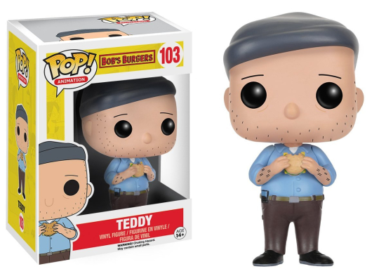 FunkoPOP-Teddy-BobsBurger-Vaulted