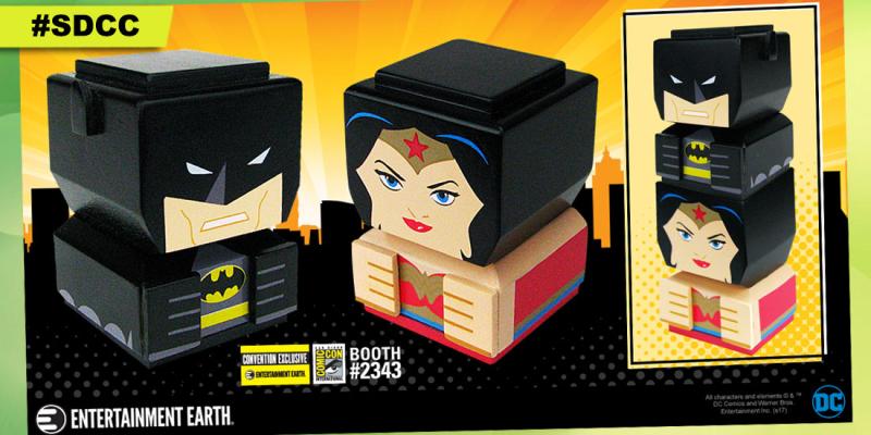 TikiTikiTotem-Batman-WonderWoman-SanDiegoComicCon-Exclusive-EntertainmentEarth
