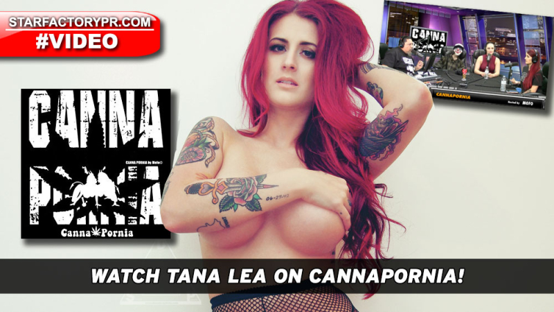 TanaLea-2018-CannaPornia-Video
