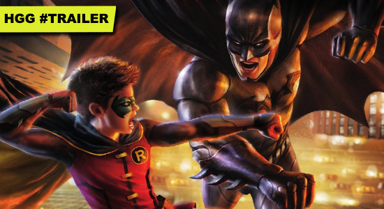 Batman Vs Robin Trailer 01