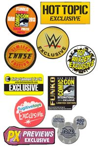 "Funko-Pop-Stickers """