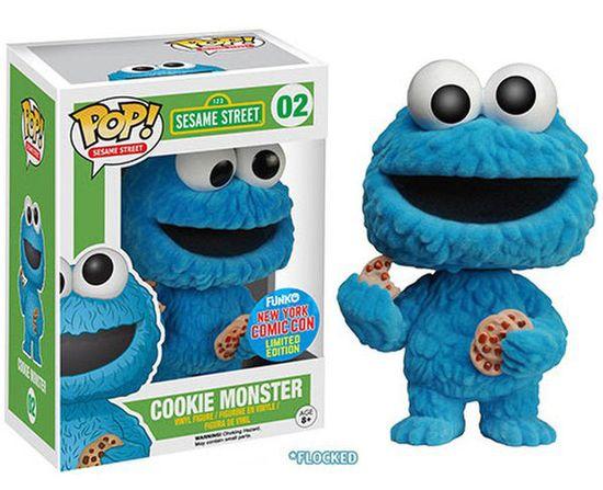 FUNKO-POP-Sesame-Street-CookieMonster-Flocked