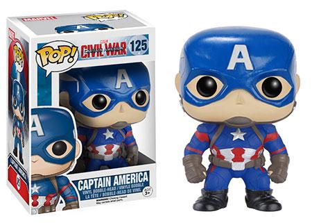 FUNKO-POP-Marvel-Civil-War-Captain-America