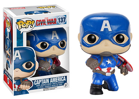 FUNKO-POP-Marvel-Civil-War-Action-Pose-Captain-America