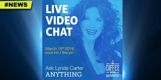Lynda-Carter-AMA-Coffee-With-Goldstar-HGG