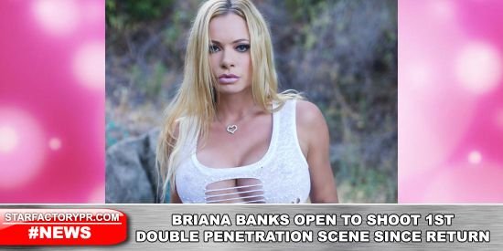 Briana Banks Double Penetration