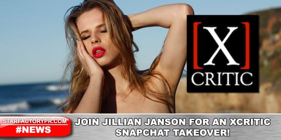 JillianJanson-2017-Xcritic-Snapchat