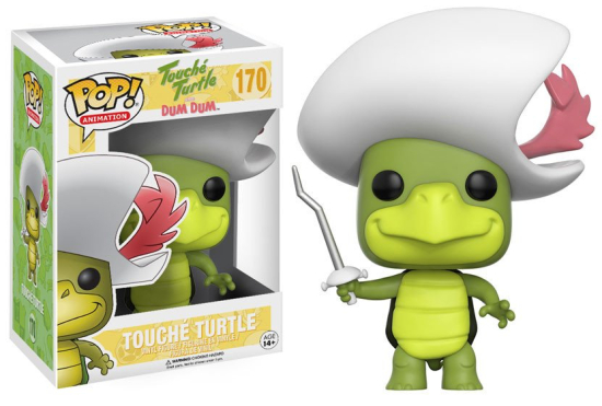 Funko-Pop-ToucheTurtle-Vaulted