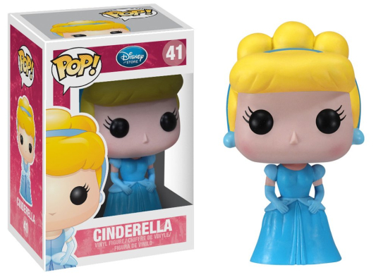 Funko-Pop-Cinderella-Vaulted
