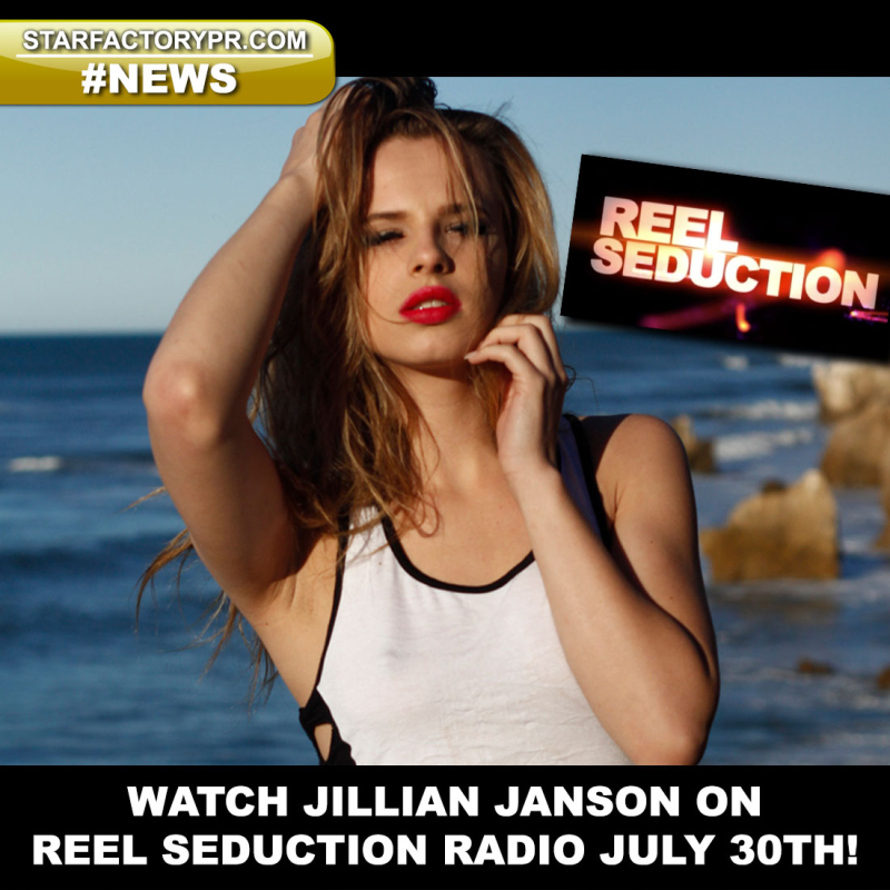 JIllianJanson-2017-ReelSeductionRadio