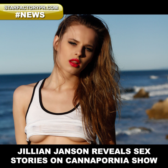 JillianJanson-2017-CannaPorniaShow