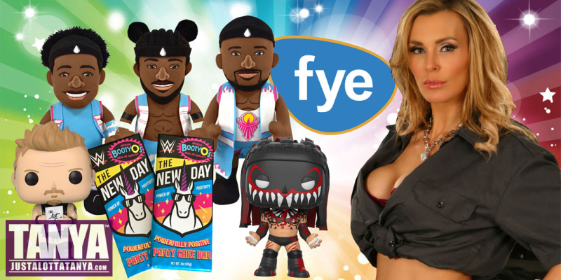 2017-FYE-WWE-PopUpShop-Exclusives-TheNewday-FinnBalor-SDCC-Funko-Collectibles-TanyaTate-JLT