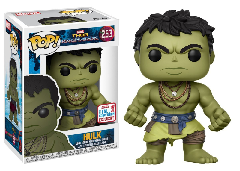 FUNKO-2017-Pop-New-York-Comic-Con-NYCC-Exclusive-Marvel-ThorRagnarok-Casual Hulk
